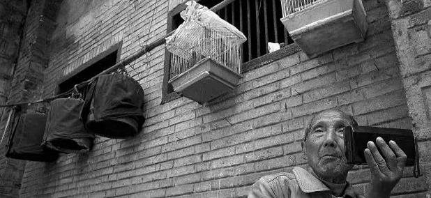 散花读书丨《市井中国》 20世纪末街巷里的流年影像